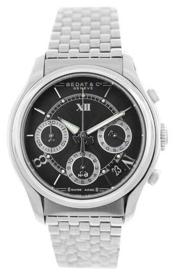 Preload https://item5.tradesy.com/images/bedat-and-co-stainless-steel-no-8-chronograph-818018310-date-watch-3330949-0-0.jpg?width=440&height=440
