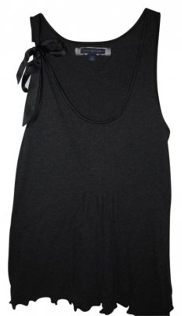 Preload https://img-static.tradesy.com/item/33312/american-eagle-outfitters-dark-gray-with-bow-detail-tank-topcami-size-8-m-0-0-650-650.jpg