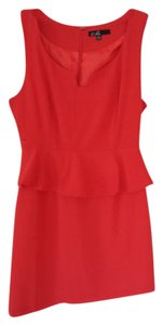 C. Luce Peplum Wedding Date Night Dress