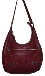 Stone Mountain Accessories Leather Hobo Bag