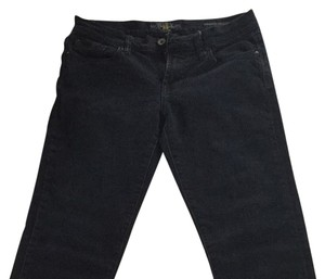 Lucky Brand 5 Pocket Straight Leg Jeans-Dark Rinse