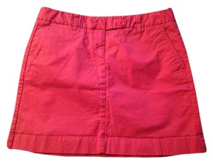 Vineyard Vines Khaki Skirt pink