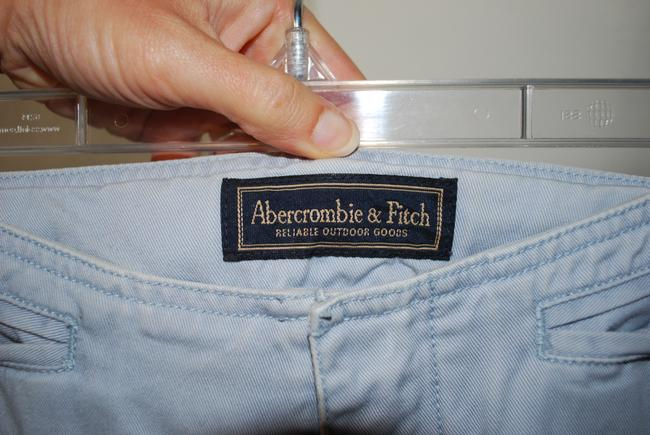 Abercrombie & Fitch Wide Leg Pants Slate