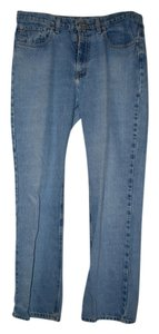 Ralph Lauren Boot Cut Jeans-Medium Wash