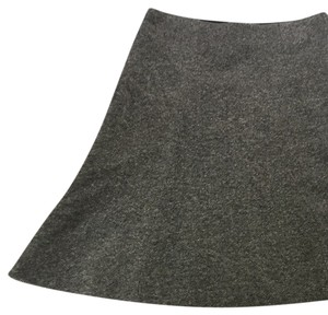 Gap Tweed A-line Skirt Black And White