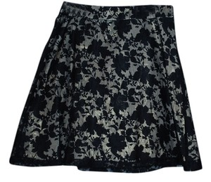 Apt. 9 Lace Skirt Black Lace
