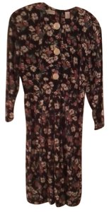 Liz Claiborne short dress Floral on Tradesy