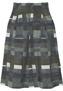 Marni Skirt Grey/Green
