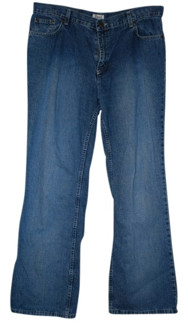 Bass Relaxed Fit Jeans-Medium Wash