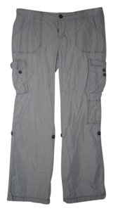 Old Navy Cargo Pants Dove Grey