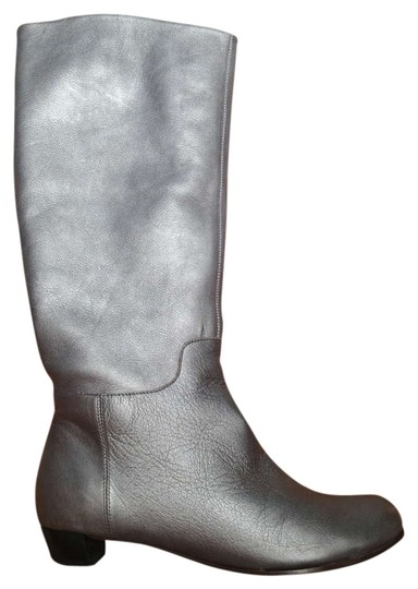 Preload https://img-static.tradesy.com/item/333454/farylrobin-pewter-metallic-knee-high-bootsbooties-size-us-6-0-0-540-540.jpg