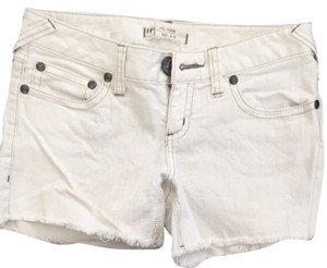 Free People Shorts Off white