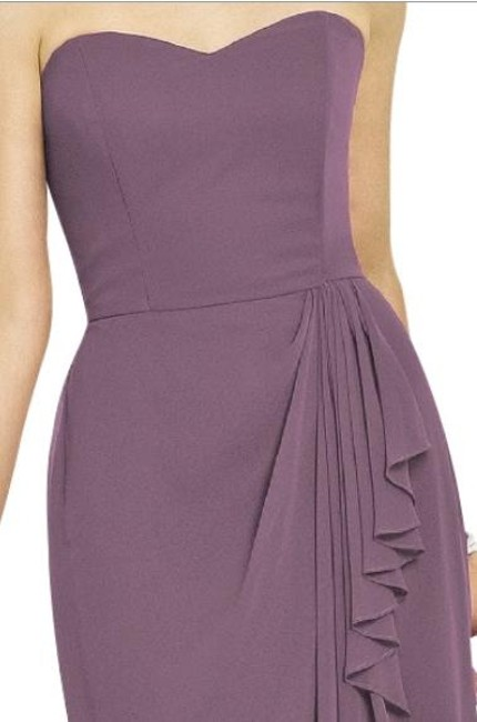 After Six Strapless Chiffon Length New With Tags Dress