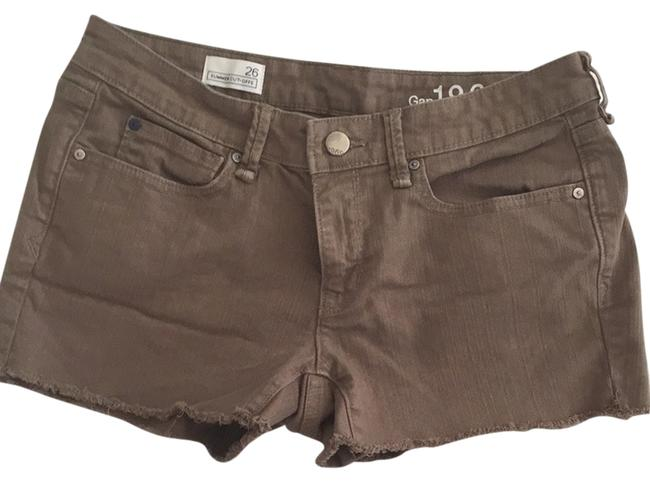 Gap Shorts Olive Green