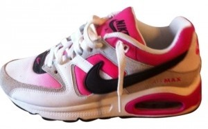 Nike Pink/white Athletic