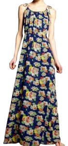 Blue Maxi Dress by Theory