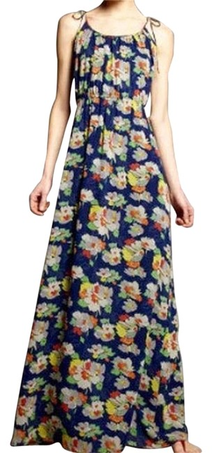 Preload https://item2.tradesy.com/images/theory-blue-tylie-floral-casual-maxi-dress-size-8-m-3335911-0-0.jpg?width=400&height=650