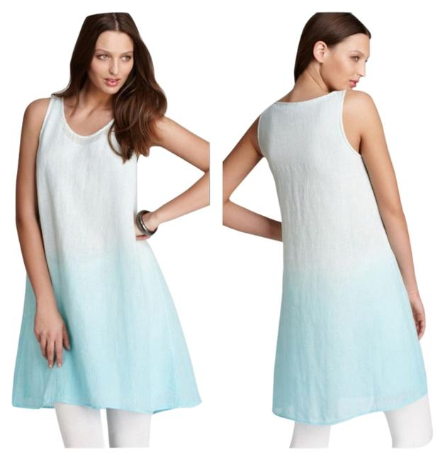 Preload https://item5.tradesy.com/images/eileen-fisher-deep-aqua-layering-with-slip-ps-knee-length-short-casual-dress-size-petite-4-s-3337069-0-0.jpg?width=400&height=650