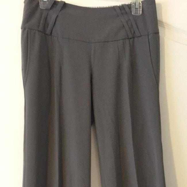 Only Mine Flare Black Work Business Pants Image 1