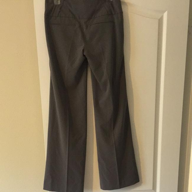 Only Mine Flare Black Work Business Pants Image 2
