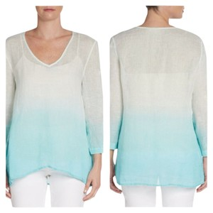Eileen Fisher Top Deep aqua