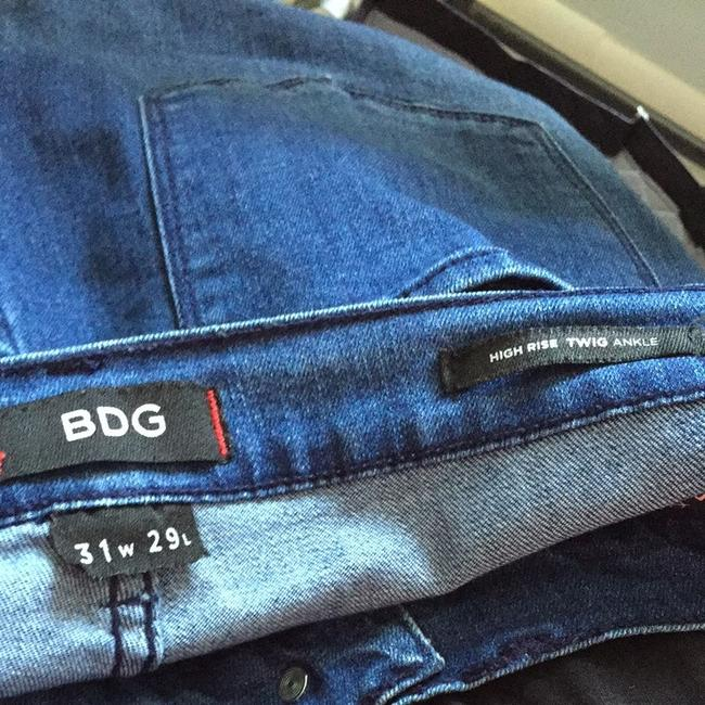 BDG Skinny Jeans-Coated
