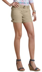 Tommy Hilfiger Cuffed Shorts Brown