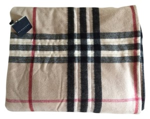 Burberry Burberry Silk and Cashmere Novacheck Blanket - Extremely Rare!!