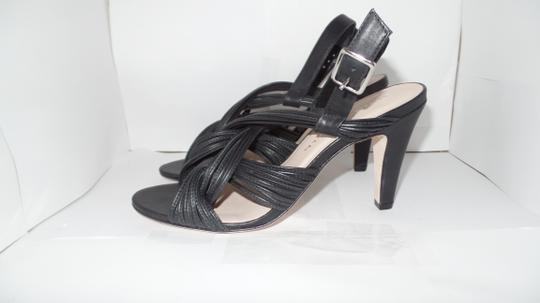 Loeffler Randall Leather High Heel Heels black Pumps