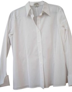 Michael Kors Button Down Shirt White