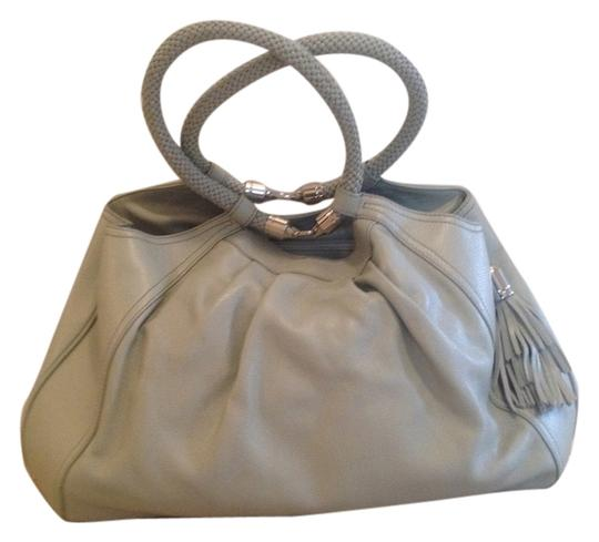 Cole Haan Color Excellent Condition Satchel in Sage Green