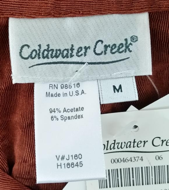 Coldwater Creek Slinky Travel Knit Tunic