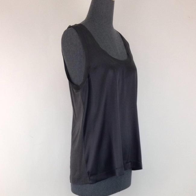 Theory Top Dark Grey