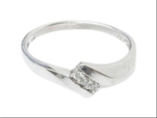 Kay Jewelers DIAMOND PROMISE RING 1/20 CT TW ROUND-CUT 10K WHITE GOLD