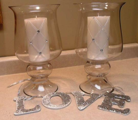 Preload https://item2.tradesy.com/images/clear-two-large-candle-holders-or-vases-tableware-333966-0-0.jpg?width=440&height=440