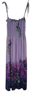 Other short dress Purple Silk Nwot on Tradesy