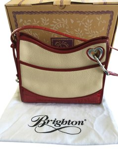 Brighton Handbag Leather Vintage Shoulder Bag