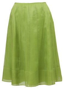 Carmen Mark Valvo COLLECTION Skirt Green