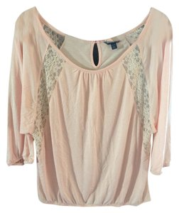 American Eagle Outfitters Top Blush