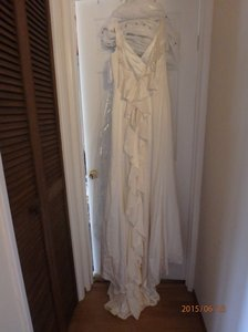 Priscilla Of Boston Vy Tasha Vy250 Wedding Dress