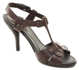 Bottega Veneta Brown Sandals