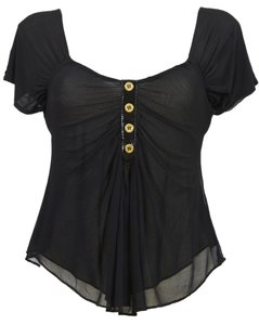LaROK Top Black