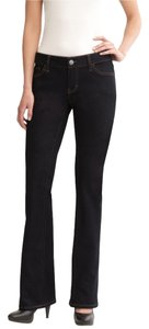 Banana Republic Cury Fit Boot Cut Jeans-Dark Rinse