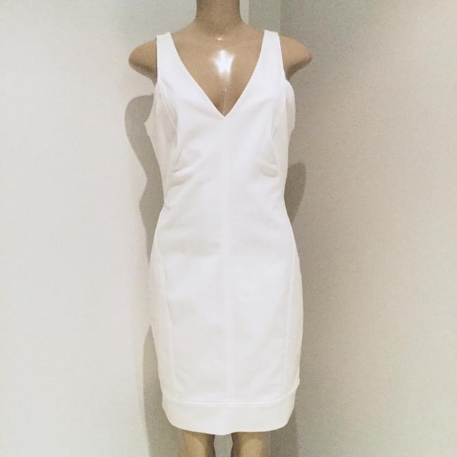 Helmut Lang short dress WITHE on Tradesy Image 2