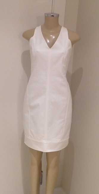 Helmut Lang short dress WITHE on Tradesy