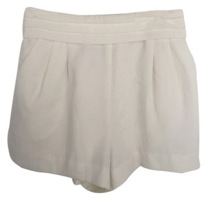 Forever 21 21 Dress Shorts White
