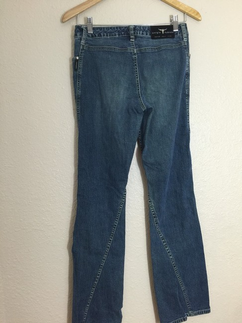 Sergio Valente Boot Cut Jeans-Medium Wash