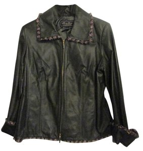 Terry Lewis Classic Luxuries Leather Jacket