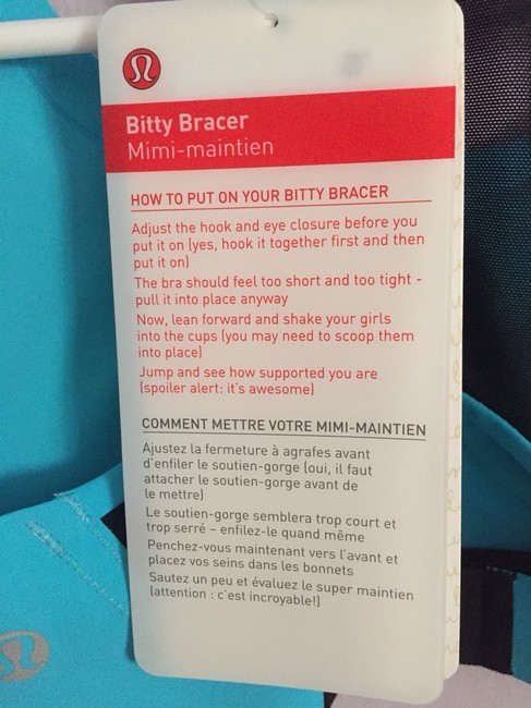 Lululemon Bitty Bracer