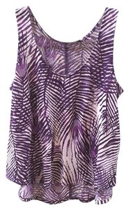 Alternative Apparel Summer Island Spring Beach Top Purple